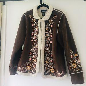 Beautiful Suede Coat